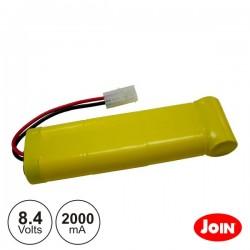 Bateria Ni-Cd Sc 8.4V 2000Ma