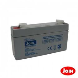 Bateria Chumbo 6V 1.3A Join