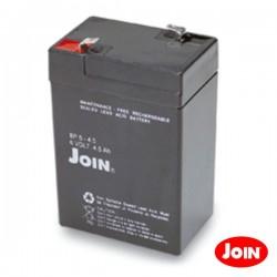 Bateria Chumbo 6V 4A Join