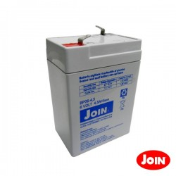 Bateria Chumbo 6V 4.5A Join