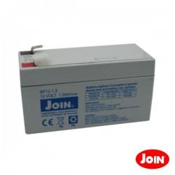 Bateria Chumbo 12V 1.3A Join