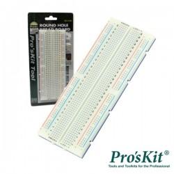 Placa de Ensaio Multifunções c/ 840 Pontos Pro'sKit