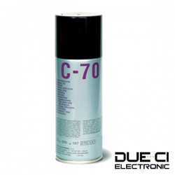 Spray de 200Ml Óleo Silicone Due-Ci