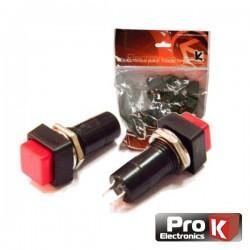 Interruptor Pressão N/Fechado 25X Prok