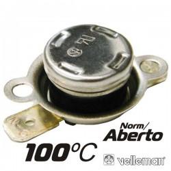 Protector de Circuito Térmico Norm/Aberto 100ºc Velleman