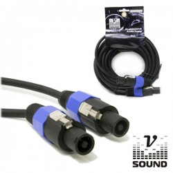 Cabo Speakon Macho / Macho 10M Vsound