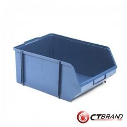 Caixa de Plástico Azul Ctbrand