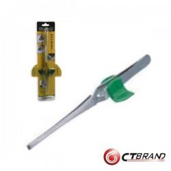 Pinça Precisão c/ Protecção de dedos Ctbrand