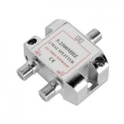 Repartidor c/ 2 Vias 5-2500Mhz