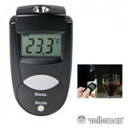 Termómetro Ir de Bolso de -20°C A +270°C Velleman