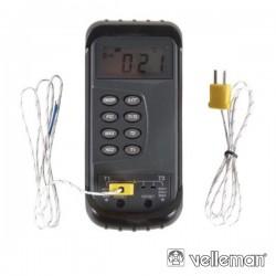 Termómetro Digital Velleman