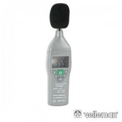 Sonómetro Digital Velleman