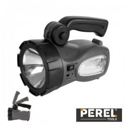 Lanterna 1 Led 1W Luz Emergência Perel