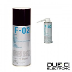 Spray de 200Ml Anti-Fluxo Due-Ci
