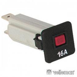 Fusível Automático 16A 250Vac