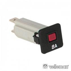 Fusível Automático 8A 250Vac