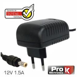 Alimentador Switching 12Vdc 1.5A - Prok
