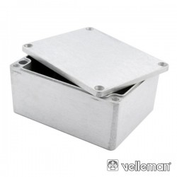 Caixa Estanque Alumínio 115X65X55mm