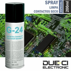 Spray de 200Ml Limpeza Especial Ci Due-Ci