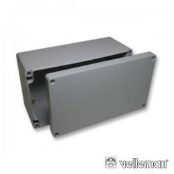Caixa Selada Abs Cinza Escuro 115X65X55mm