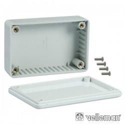 Caixa Abs Cinza 150X80X45mm