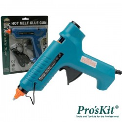 Pistola de Cola Quente 80W Pro'sKit