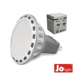 Lâmpada G4 1.5W 10-30V 3 Leds Branco Frio Jolight