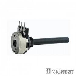 Potenciómetro Linear 22K Mono Metalico