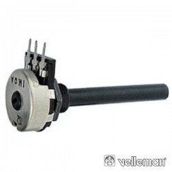 Potenciómetro Linear 220K Metalico