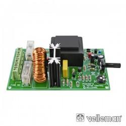 Kit Controlador de Velocidade Velleman