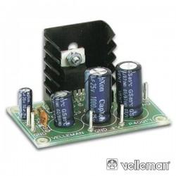 Kit Amplificador 7W Mono Velleman