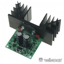 Kit Amplificador 2X30W Velleman