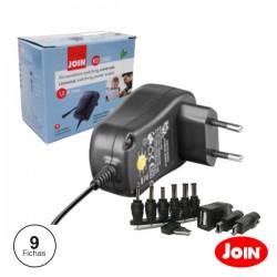 Alimentador Compacto Comutado 3-12V 1.5A 18W Join