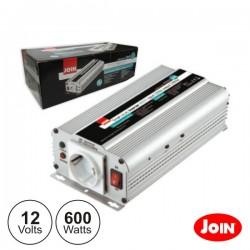Conversor 12V-230V 600W Onda Sinusoidal Modificada