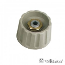 Botão Cinza 36X6mm