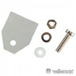 Kit de Isolamento Em Plástico p/ To3 Velleman