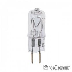 Lâmpada Halogénio Gx6.35 Jdc 230V/75W