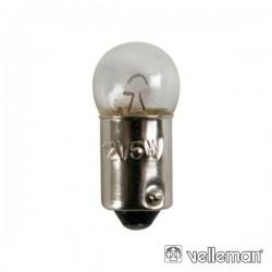 Lâmpada Lanterna 12V 5W p/Haa65A - Haa65B