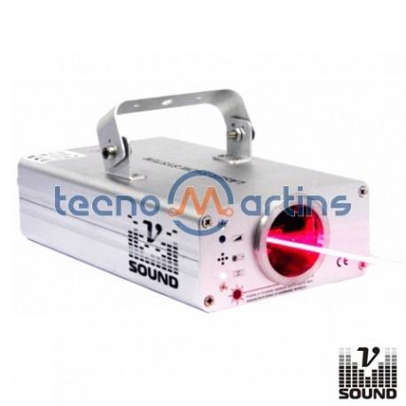 Laser 150Mw Vermelho Vsound