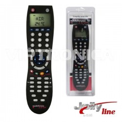 Telecomando Universal Programável 4:1 c/ Lcd
