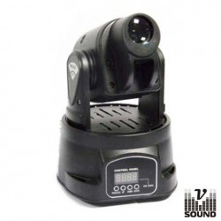 Moving Head Led 15W Spot Vsound
