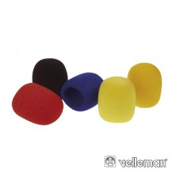 Esponja p/ Microfone Windcap Velleman