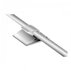 Passa Cabos c/ Adesivo 10X 20X18mm Velleman