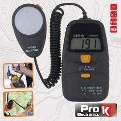 Luxímetro Digital Prok