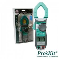 Pinça Amperimétrica Digital Ac 400V Pro'sKit