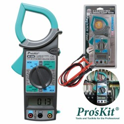 Pinça Amperimétrica Digital Ac 750v/1000v Pro'sKit