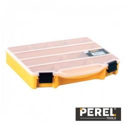 "Caixa Organizadora 10"" c/ 10 Compartimentos Perel"