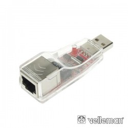 Interface Usb2.0 Lan