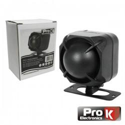 Sirene p/Sistema de Alarme Wireless Pkd Hs09 Prok
