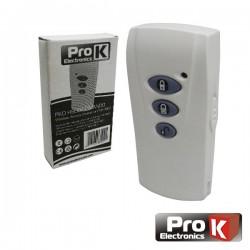 Comando p/ Sistema de Alarme Wireless Pkd Hs09 Prok